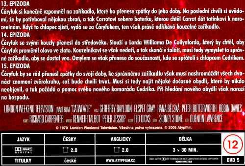 ČÁRYFUK 5
