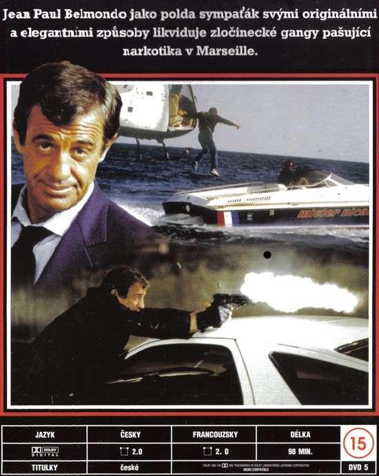 DOBRODRUH dvd Belmondo
